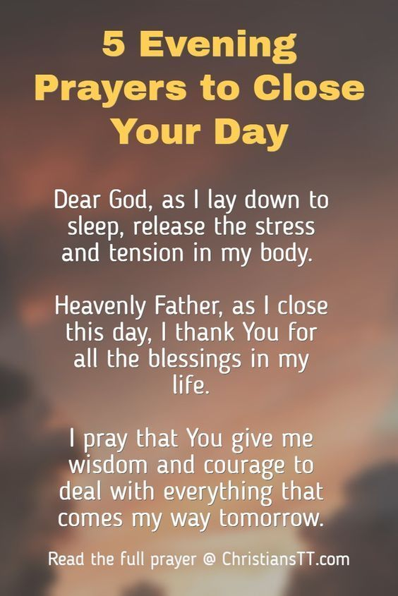 Dear Lord Thank You For All My Blessings Inspirational Prayers
