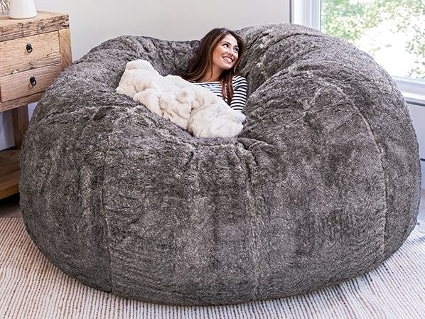 The World S Most Comfortable Seat Bean Bag Chair Furniture