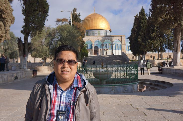 Dome of The Rock Jerusalem Israel 2013