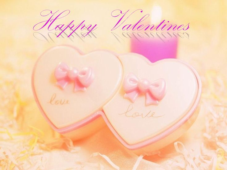 Happy Valentine Day Presentation backgrounds