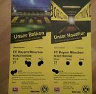 #Ticket  Top Tickets BvB Borussia Dortmund  FC Bayern München #deutschland