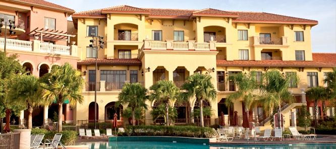 Wyndham Bonnet Creek Resort- Lake Buena Vista,FL