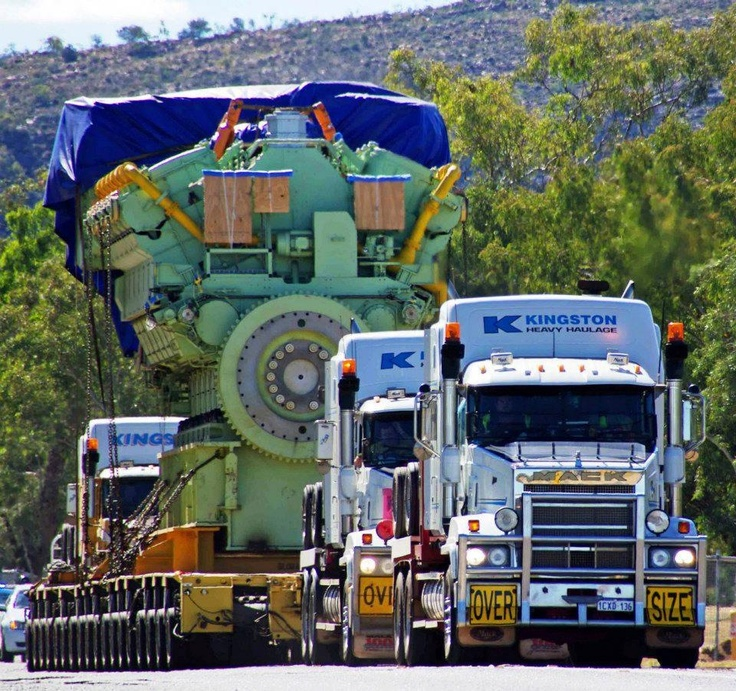biggest truck engine ever - ngine and Ships on Pinterest