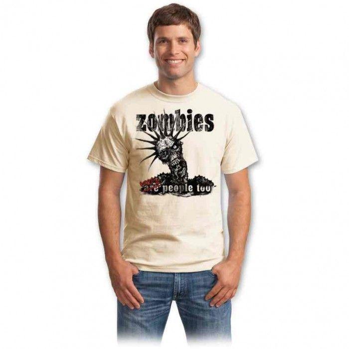 Tricouri cu cranii – Tricou Zombies