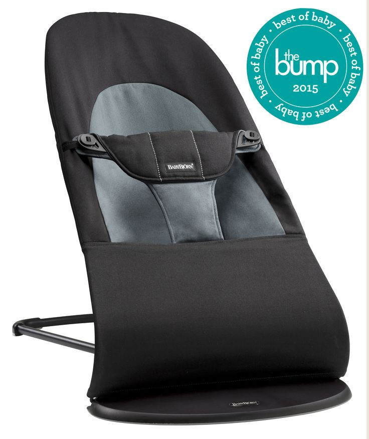 It's simply the best! According to The Bump voters, the BabyBjörn Bouncer Balance Soft is simply the best bouncer for baby! http://www.babybjorn.com/baby-bouncers/baby-bouncer-balance-soft/
