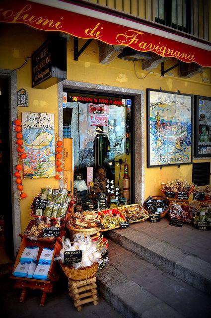 """~""""Profumi di Favignana"""" - Taormina, Sicily~"""