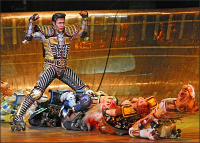 73 Best Images About Starlight Express On Pinterest