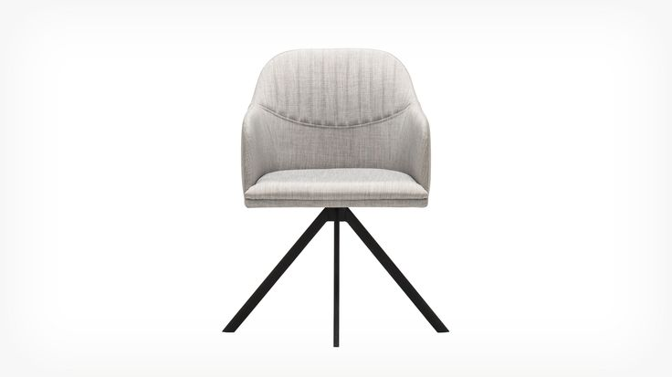 Click here to find out more about the Abigail Chair by EQ3: http://www.studioydesign.ca/shop/abigail-armchair-eq3/ #EQ3 #diningchair