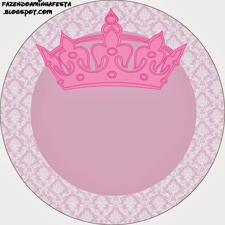 Princesa: Etiquetas para Candy Bar para Imprimir Gratis.