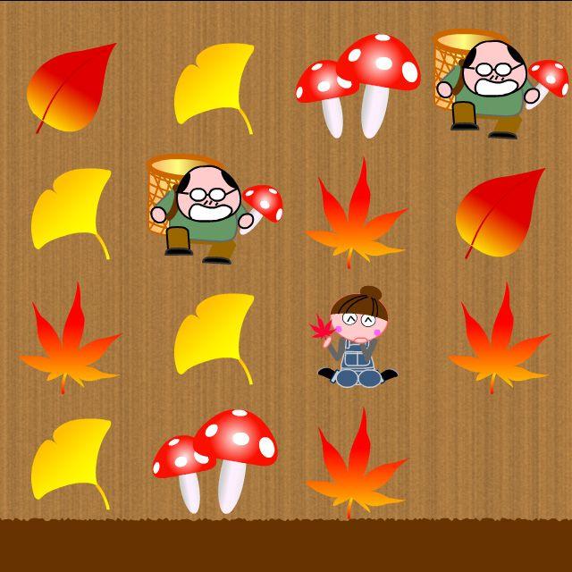 今日は山へ紅葉狩りという皆さんもいらっしゃるかと。街路樹を見ても、秋の深まりを感じる様になってきましたネェ。 (^^)  『もみじ狩りパズル』 http://ja.game-cafe.net/topindex.php?id=momijigari&genset1=slide&genset2=drop&genset3=puzzle