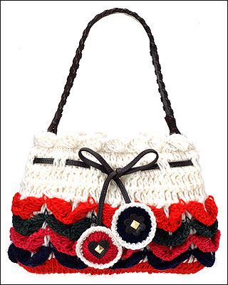 Crochet purses, Beautiful crochet and Crochet bags on Pinterest