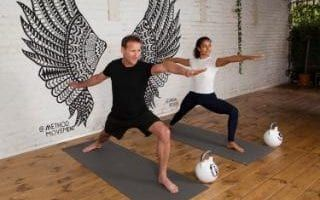 Meet David Beckham's yoga trainer - who wants to banish your Dad bod