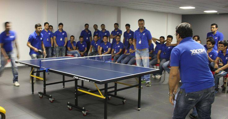 #XT Table Tennis Tournament