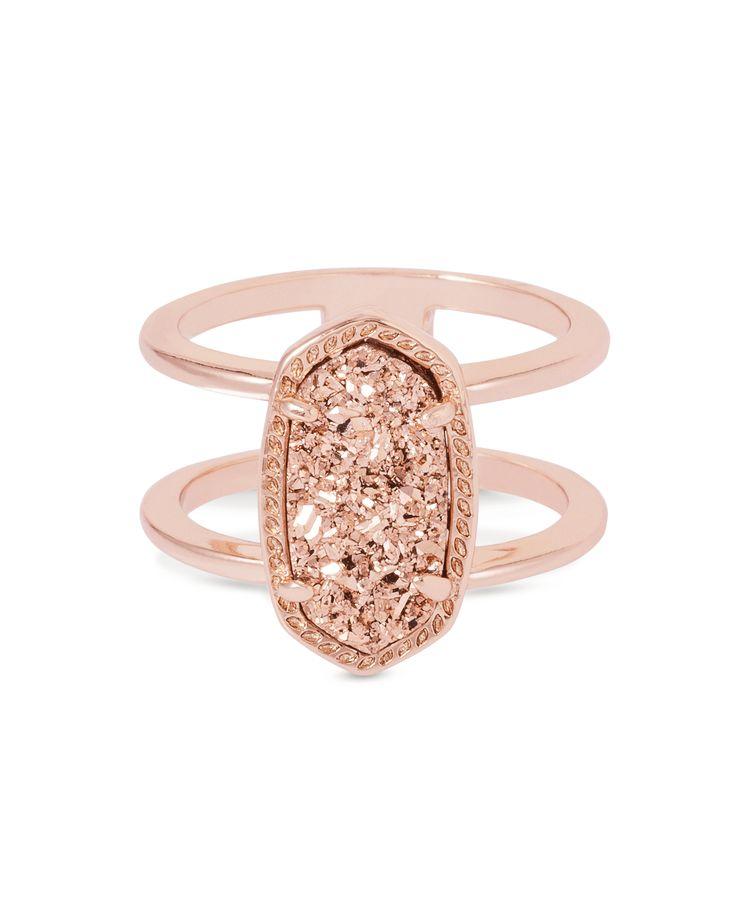 Kendra Scott Elyse Double Band Ring