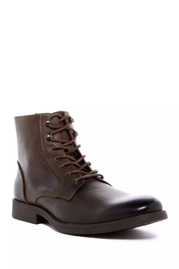 Men's Boots: Robert Wayne Efny Cap Toe Leather $18.75 Wolverine Julian Suede Chukka $36.75 Clarks Bushacre Chu... #LavaHot http://www.lavahotdeals.com/us/cheap/mens-boots-robert-wayne-efny-cap-toe-leather/213030?utm_source=pinterest&utm_medium=rss&utm_campaign=at_lavahotdealsus