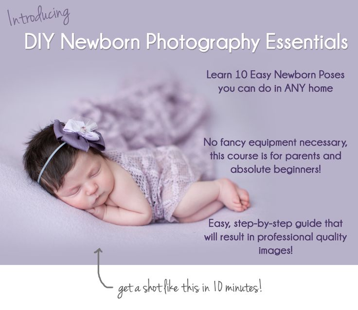 Tips For Diy Newborn Photography
