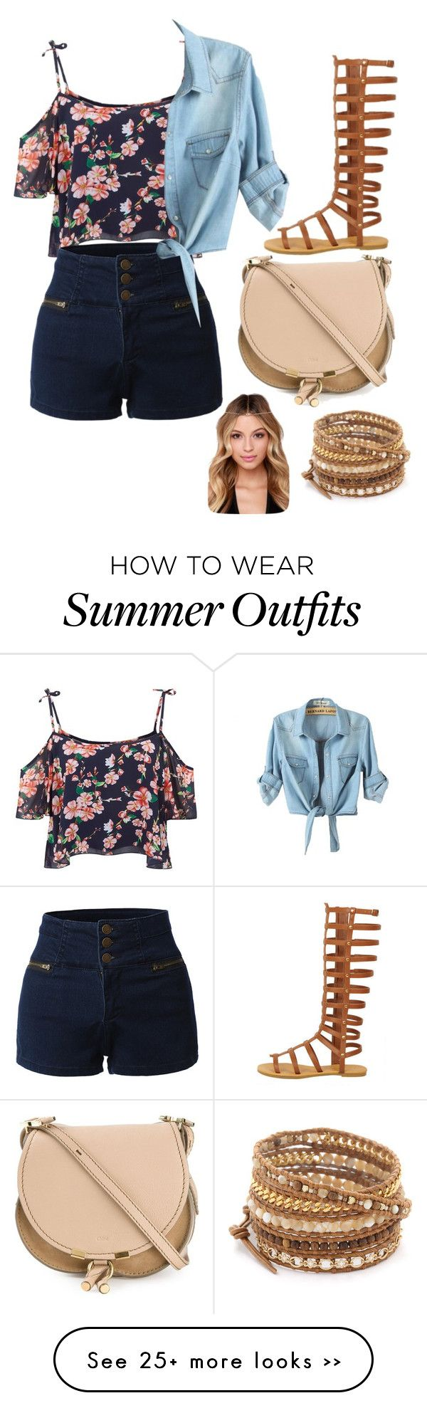 """""""Summer Outfit # 2"""" by kat-civil on Polyvore"""