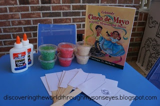 Cinco de Mayo Cultural Playdate: storytime, crafts, music & dance!