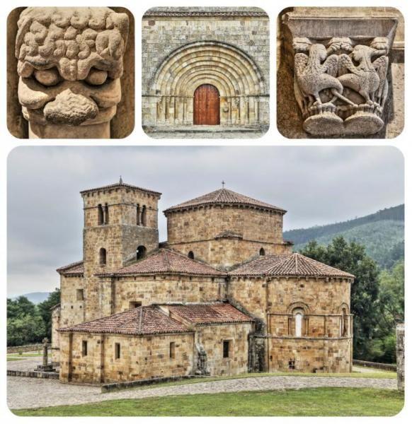 Colegiata de Castañeda - Socobio, Valle del Pisueña, Cantabria