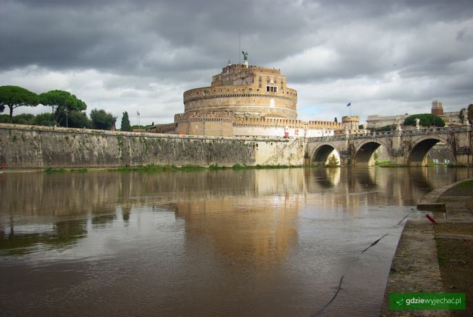 #Rzym #Roma Castel san Angelo