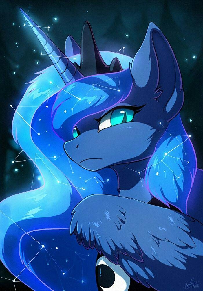 Princess Luna                                                                                                                                                                                 More