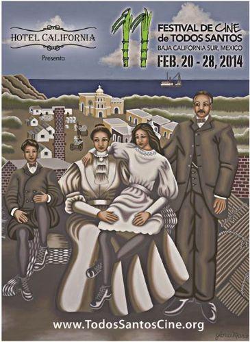 11. Festival de Cine de Todos Santos 2014 in Baja California Sur, Mexico