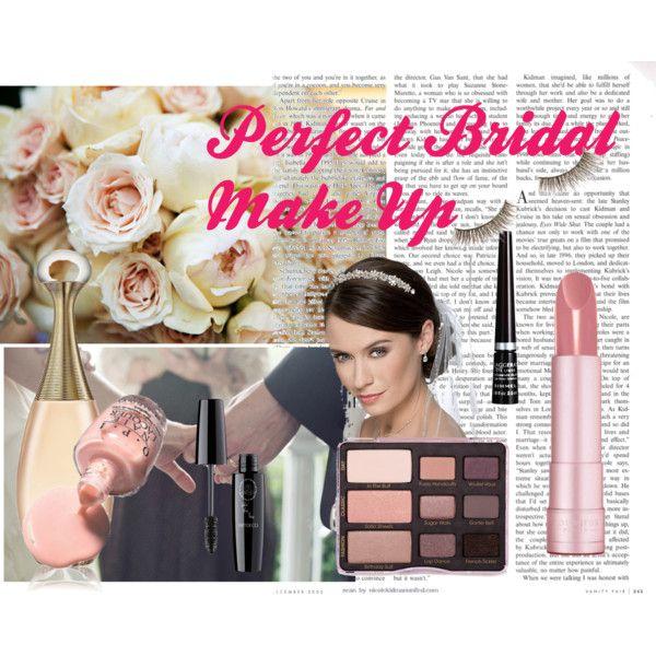 Perfect Bridal Make up
