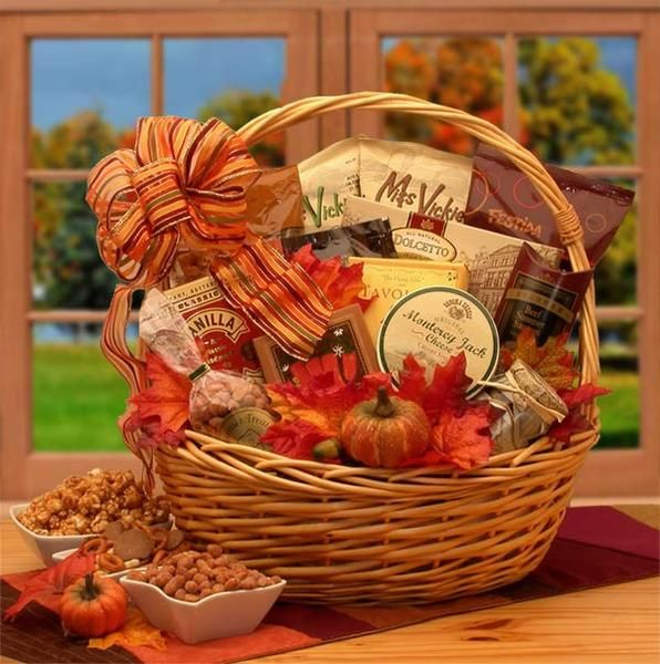 47 best thanksgiving day gifts images on pinterest closure dr gift baskets oxeme gifts as the autumn leaves fall from the trees surround those you negle Images