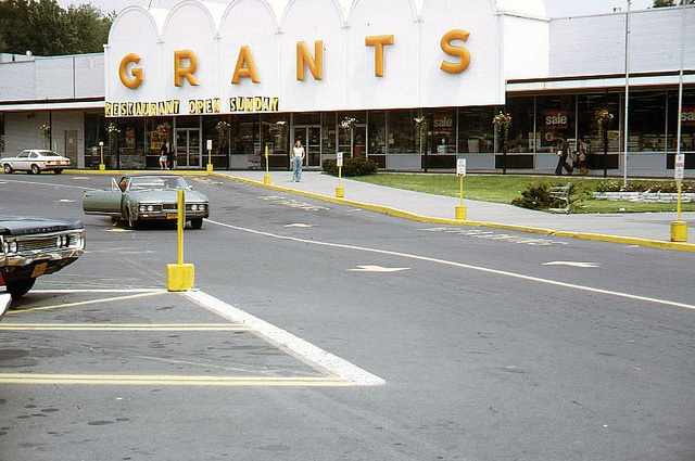 Grants Department Store by -Snapatorium-, via Flickr