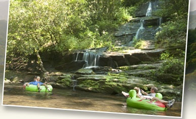 Tubing on Deep Creek in NC!! Really need to make camping reservations for this summer!
