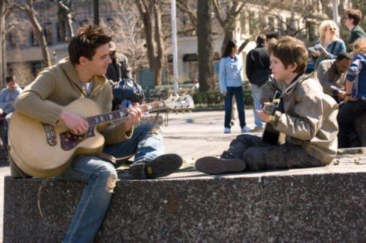 Der Klang des Herzens Louis und Evan