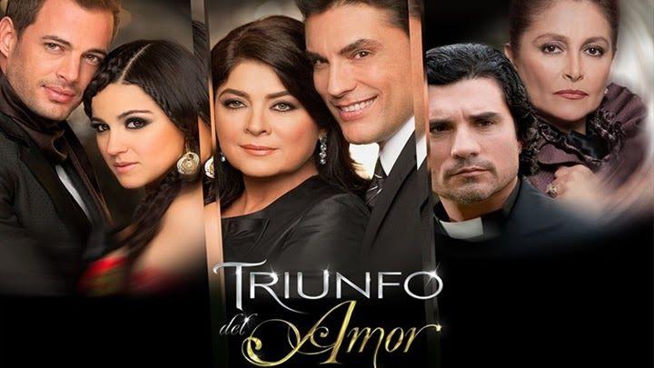 Triunfo del amor es una telenovela mexicana producida por Salvador Mejía para Televisa en 2010. Es la segunda adaptación hecha en México de...