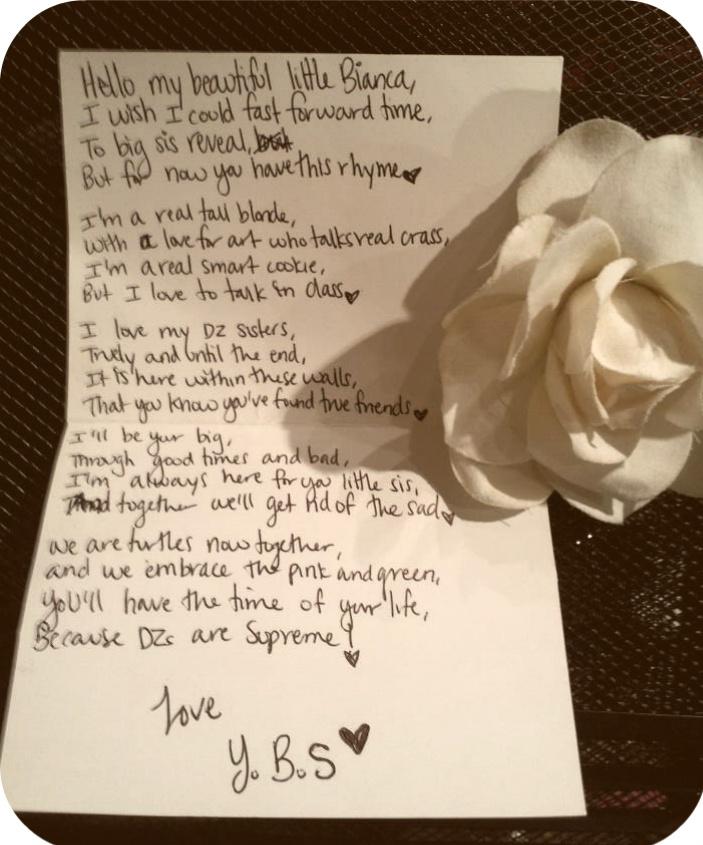 big sister sorority poems - photo #14