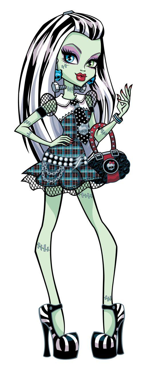 Frankie Stein - Monster High Wiki