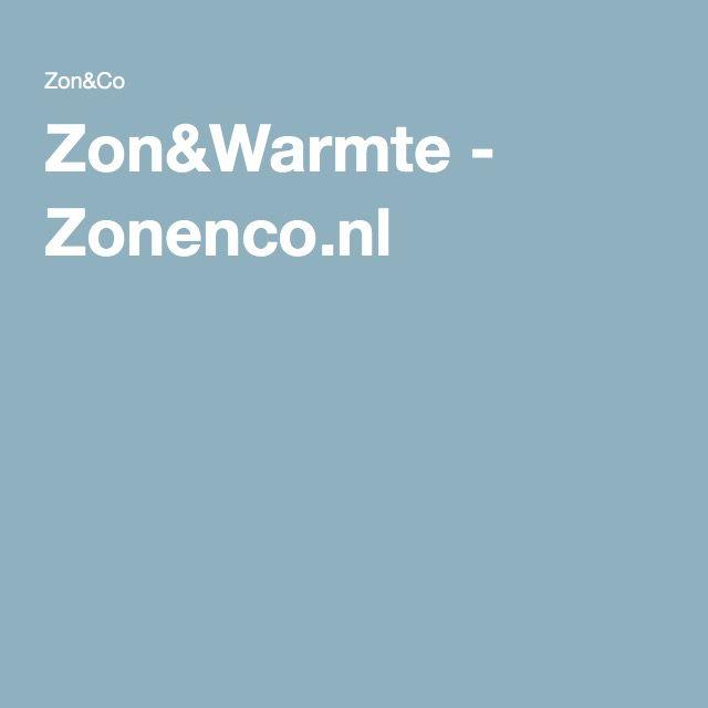 Zon&Warmte - Zonenco.nl