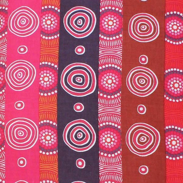 Australian Aboriginal Art Fabric – Page 2 – TUPPY'S AUSSIE FABRICS