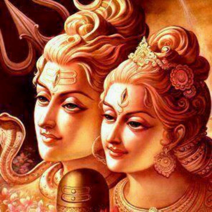 Shiva ans Shakti are not separate entities.