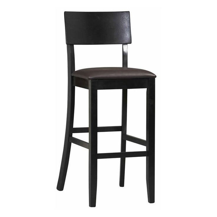 Torino Contemporary Bar Stool 30 in. | from hayneedle.com