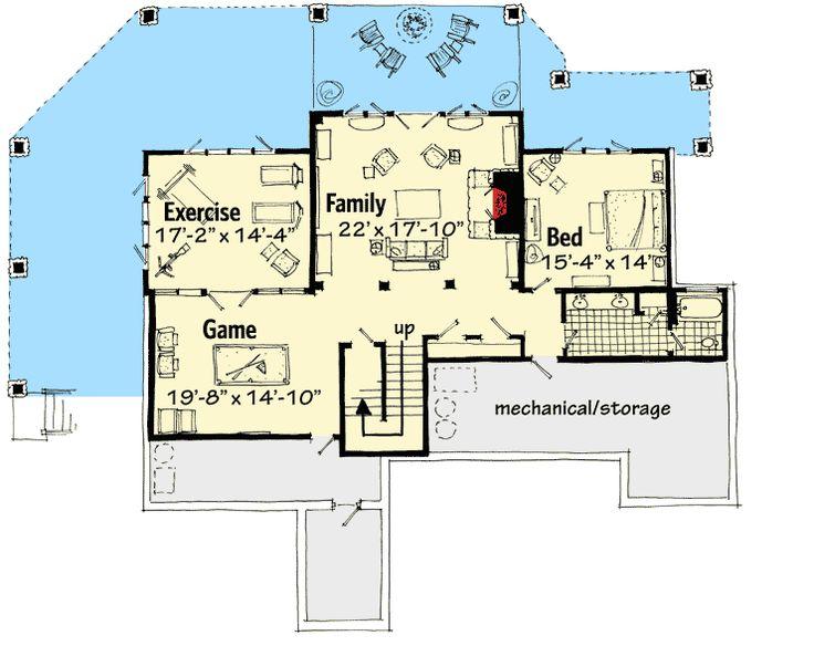 Merveilleux The 25+ Best Mountain Home Plans Ideas On Pinterest | Mountain Homes,  Rustic Homes And Cabin Homes