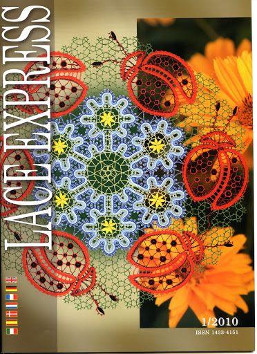 Lace Express 2010_01 – Virginia Ahumada – Webová alba Picasa