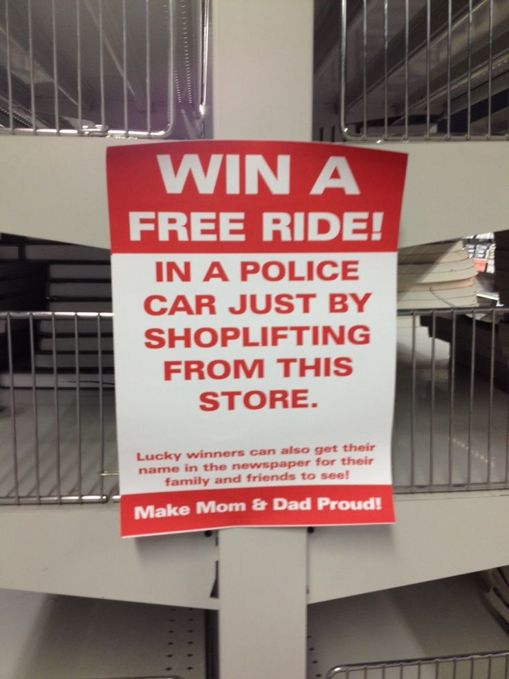 17 Best images about Retail Shoplifting Responses.... on ...