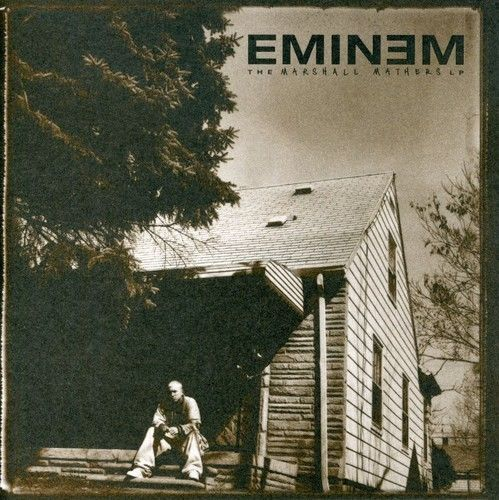 Eminem - Marshall Mathers Lp [Cd] Clean