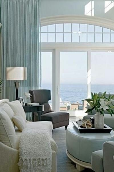 I'd love to read a great book and drink a glass of wine with this view.