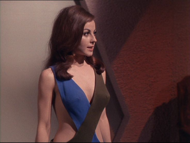 Sherry Jackson | Jackson then describes how she remarked to Bill Shatner that he was ...
