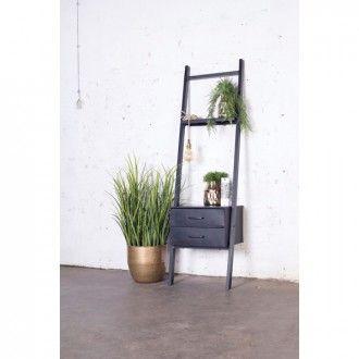 Leiter Nachttisch Brooke – 180cm