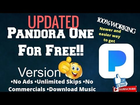 Make a Special Playlist with pandora Hacked apk and enjoy