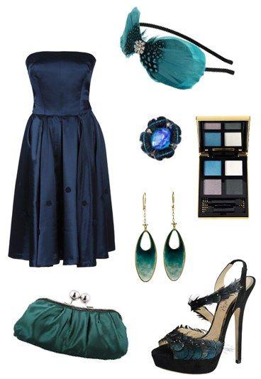 Bon ton come Audrey Hepburn - Look Capodanno 2011-2012: cosa indossare