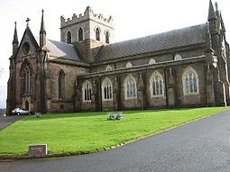 Google Image Result for http://upload.wikimedia.org/wikipedia/commons/thumb/7/7f/St_Patrick%27s_CoI_Cathedral,_Armagh.jpg/255px-St_Patrick%27s_CoI_Cathedral,_Armagh.jpg