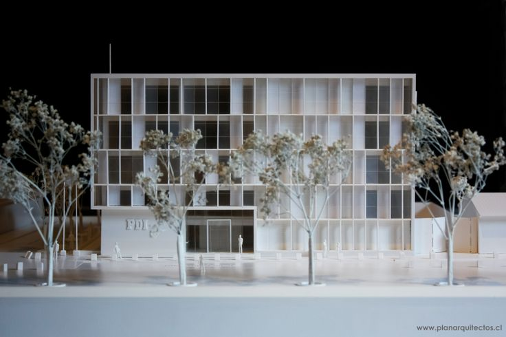 Edificio PDI / Linares CHILE / PLAN Arquitectos