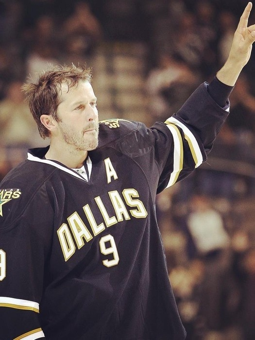 Mike Modano, Dallas Stars